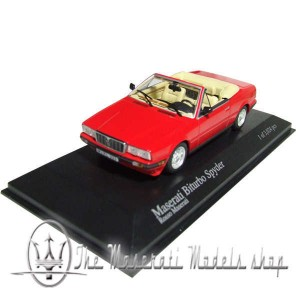 Maserati Biturbo Spyder Minichamps