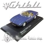 Maserati Ghibli Spider 1969